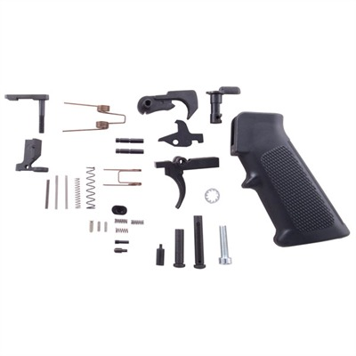 308 Ar Lower Parts Kit W/ Trigger - .308 Lower Parts Kit