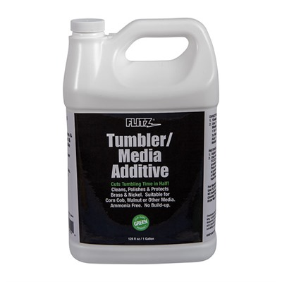 Tumbler/Media Additive - Tumbler Media Additive 128oz