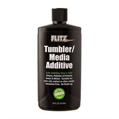 Tumbler/Media Additive - Tumbler Media Additive 16oz