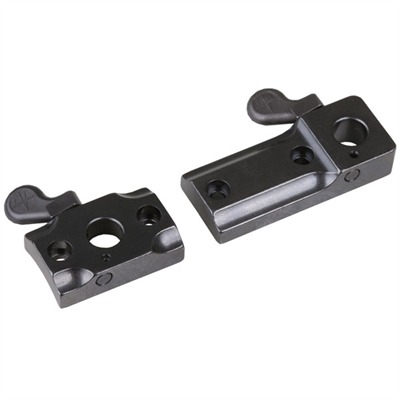 Quick Release Mount System Quick Release Bases Savage 110 2 Pc Gloss U.S.A. & Canada
