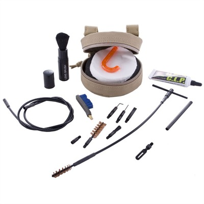 Sniper Rifle Cleaning Kit - .308/7.62mm Sniper Rifle Cleaning Kit