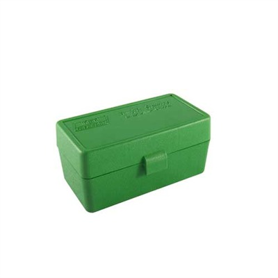 Rifle Ammo Boxes - Ammo Boxes Rifle Green 22 Benchrest Rem- 353 Remington 50