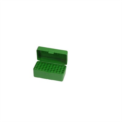 Rifle Ammo Boxes - Ammo Boxes Rifle Green 17 Remington - 256 Winchester Mag 50
