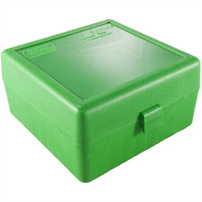 Rifle Ammo Boxes - Ammo Boxes Rifle Green 22 Benchrest Rem- 338 Federek 100