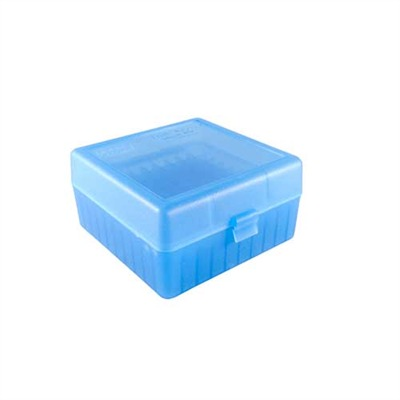 Rifle Ammo Boxes - Ammo Boxes Rifle Blue 308 Winchester 100