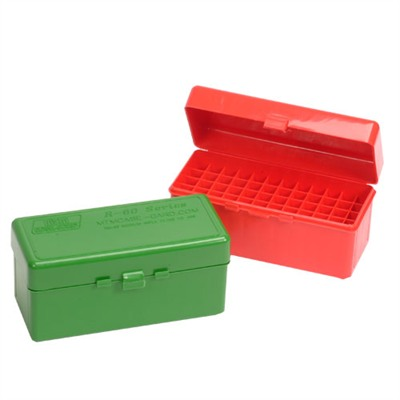 Rifle Ammo Boxes - Ammo Boxes Rifle Green 22-250 Rem- 6.5/308 Winchester 60