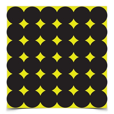 Shoot-N-C Targets - B/C Shoot Nc 1 Round - 432 Pieces