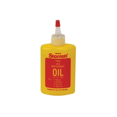 Tool And Instrument Oil - Starrett Tool And Instrument Oil