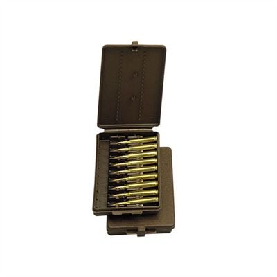 Rifle Ammo Boxes - Ammo Boxes Rifle Brown 17-7.62 X 39 9