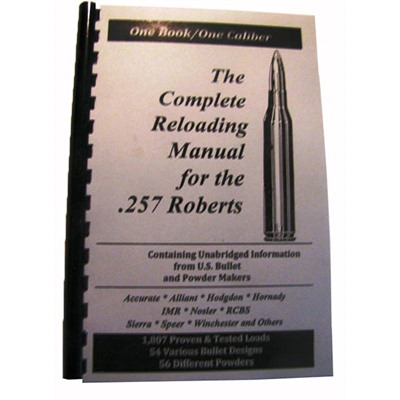 Loadbook Reloading Manual - Loadbook Reloading Manual/257 Roberts