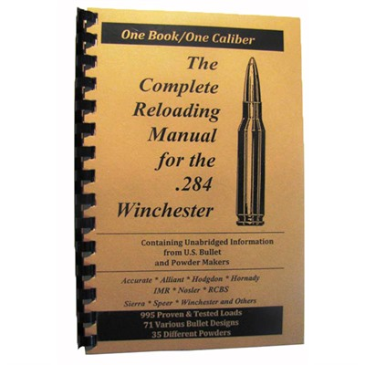 Loadbook Reloading Manual - Loadbook Reloading Manual/284 Win