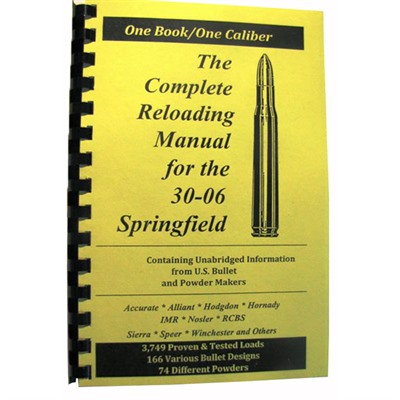 Loadbook Reloading Manual - Loadbook Reloading Manual/30-06 Spring