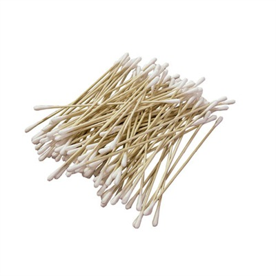 Cotton Swabs - Double Headed - 100 Pieces