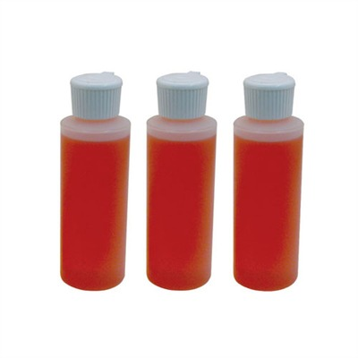 Solvent Bottles - 3 Pack Solvent Bottles 4 Oz Barrier Type