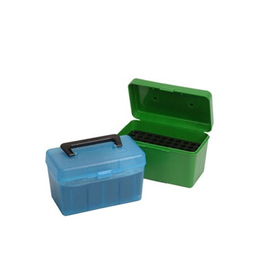 Rifle Ammo Boxes - Ammo Boxes Rifle Green 6mm Remington - 30-06 Springfield 50