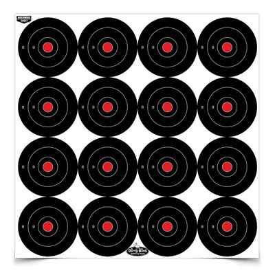 ''''dirty Bird'''' Targets - Dirty Bird 3'''' Targets  12 Pk