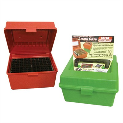 Rifle Ammo Boxes - Ammo Boxes Rifle Red 22 Benchrest Rem- 270 Winchester 100