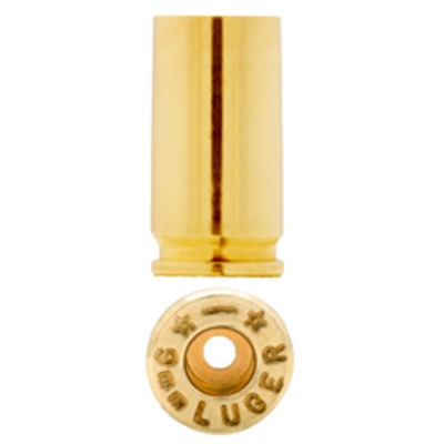 Starline Brass - Starline Brass - 9mm Luger, 100 Ct