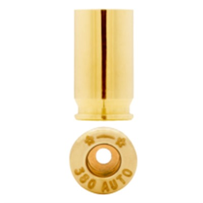Starline Brass - Starline Brass - 380 Auto, 100 Ct