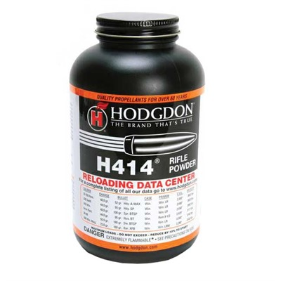 Hodgdon Powder H414 - Hodgdon Powder H414 - 1 Lb