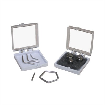 Scale Weight Kit - Standard Scale Check Weights 60.5 Grains