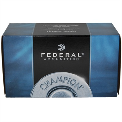 Federal Primers - Federal Large Pistol Primers (1000)