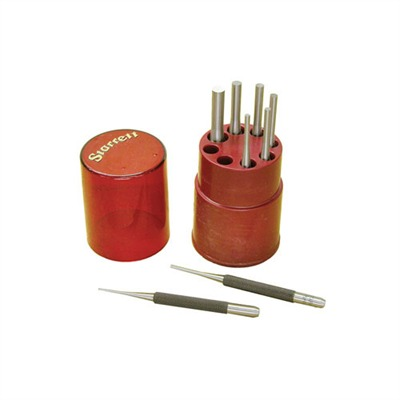 Punch Set - Starrett Punch Set