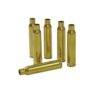 Remington Rifle Brass Remington Primed Brass 6mm Br 100 Ct U.S.A. & Canada