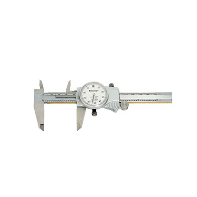 6 Inch Dial Calipers - Mitutoyo 6 Inch Dial Calipers