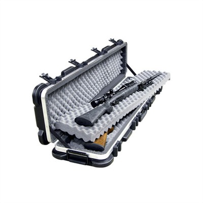 Skb Double Rifle Case With Wheels - 50''''  Long