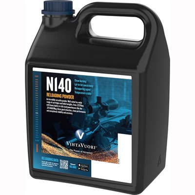 N140 Powder - Vihtavouri N140 Powder - 8 Lbs