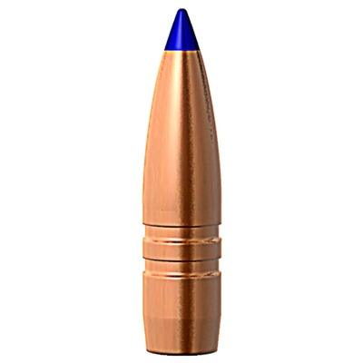 Barnes Tipped Triple-Shock X Bullets - Barnes 6.5 Mm 100 Gr. Tipped Tsx Bullets - 50