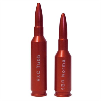 Precision Snap Cap Dummy Rounds - Harbour Arms Precision Snap Caps, 6mm Br Rem