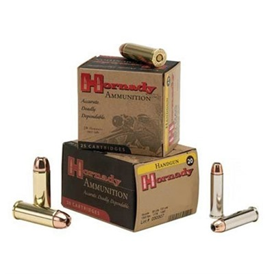 Custom Handgun Ammo - Custom .38 Special 158gr Xtp 25/Box