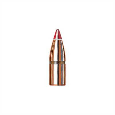 V-Max Bullets - Hornady 22 Cal 55 Gr V-Max Bullets W/ Cannelure - 100