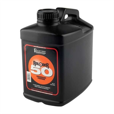 Reloader 50 Powder - Reloder 50 Powder 8 Lb