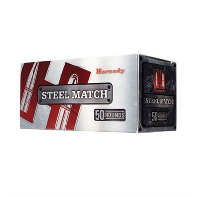Rifle Steel Match Ammo - 223 Rem 55 Gr Hp Steel 50 Ammo (50/Box)