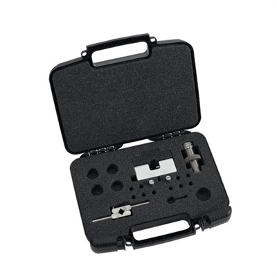 Sinclair Nt-1000 Neck Turning Tool Kit W/Storage Case - 25 Caliber Nt-1000 Deluxe Neck Turning Kit