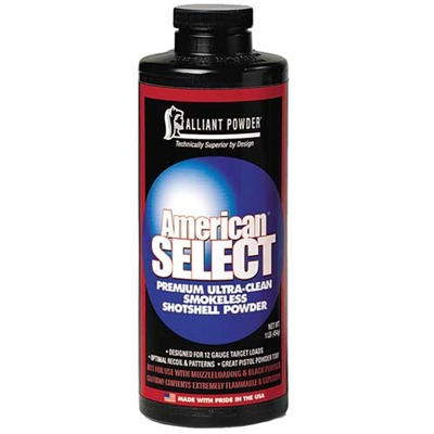 Alliant Powder American Select Shotshell Powder