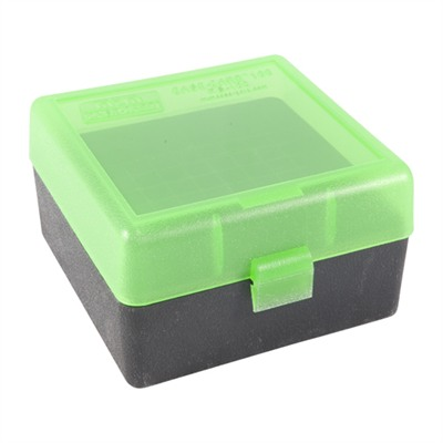 Rifle Ammo Boxes - Ammo Boxes Rifle Green & Black 223 Remington 100