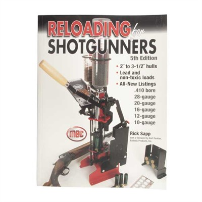 Reloading For Shotgunners Book