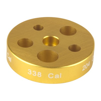 Ammunition Measurement System - Bullet/Cartr Dial #2