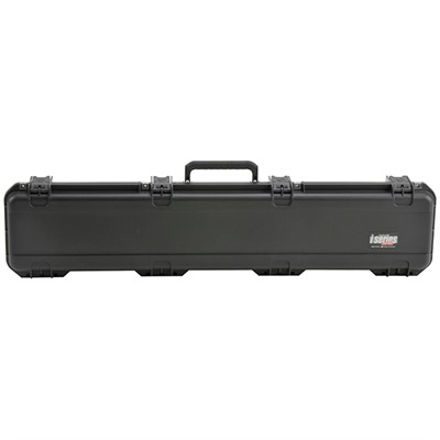 Injection Molded Rifle Case - Mil-Std Injection Molded Black Rifle Case