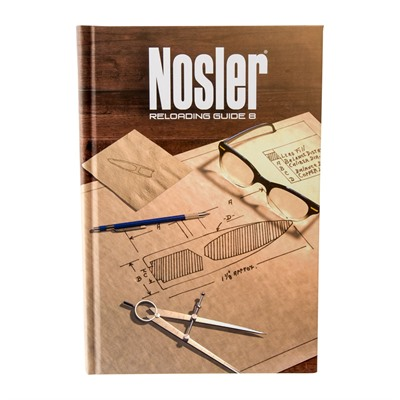 Reloading Manual-8th Edition - Nosler Reloading Manual #8
