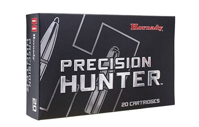 Precision Hunter Ammo 7mm Remington Magnum 162gr Eld-X - 7mm Remington Magnum 162gr Eld-X 20/Box
