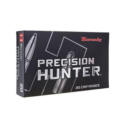 Precision Hunter Ammo 30-378 Weatherby Magnum 220gr Eld-X - 30-378 Weatherby Magnum 220gr Eld-X 20/B