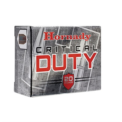 Critical Duty Ammunition - 10mm Auto 175gr Flexlock 20/Box