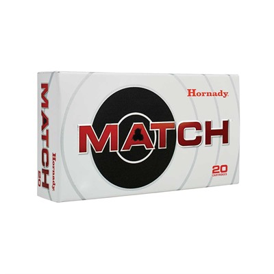 Match Ammo 6.5mm Creedmoor 120gr Eld Match - 6.5mm Creedmoor 120gr Eld Match 20/Box