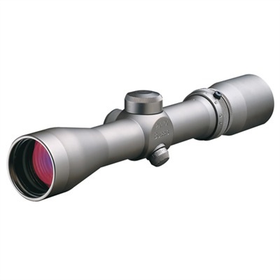 Handgun Scopes (1'''' Tubes) - Handgun Scope 2-7x32mm Plex Nickel