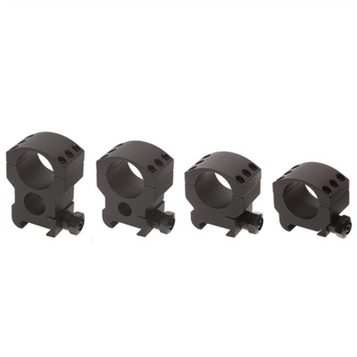 Xtr Xtreme Tactical Rings - 30mm Low Matte Tactical Rings